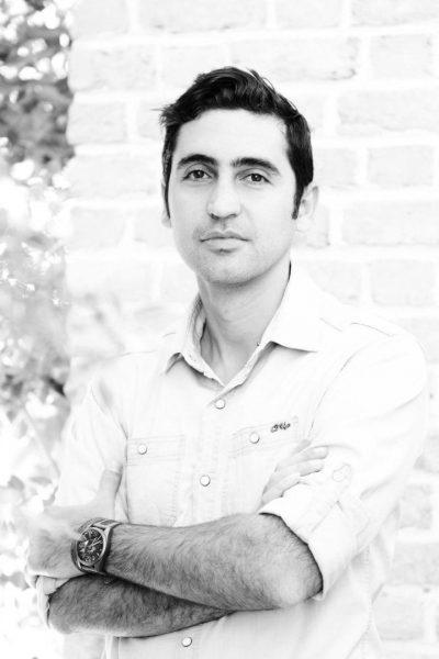 امین ناطقی برنامه نویس شرکت رایکار